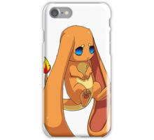 Charmander Lop iPhone Case/Skin