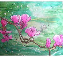 Magnolia XV Photographic Print