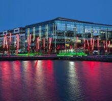 Dublin at night by Ignat