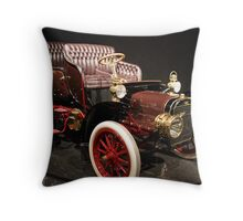 Little Old Cadillac Throw Pillow