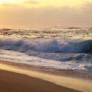 Crashing Surf  by Rachel Stickney