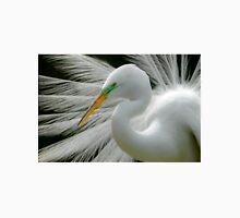 Great White Egret Breeding Perfection T-Shirt