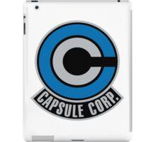 CAPSULE CORP Dragon Ball GT Z Kai Manga iPad Case/Skin