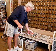 Newspaper Run by phil decocco