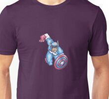 Superhero x French Bulldog 9 of 11 series 2 Unisex T-Shirt