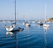 Rockport Marina by phil decocco