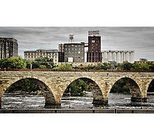 Mill City Photographic Print