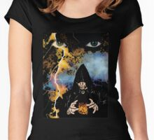 Dark Wizard Women's Fitted Scoop T-Shirt