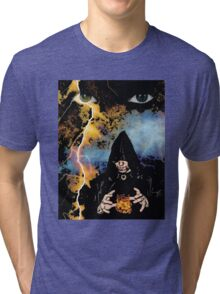 Dark Wizard Tri-blend T-Shirt