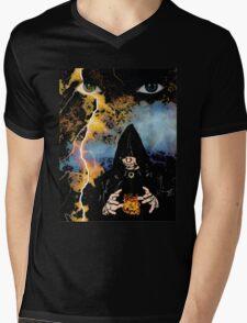 Dark Wizard Mens V-Neck T-Shirt