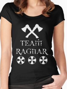 Team Ragnar Women's Fitted Scoop T-Shirt