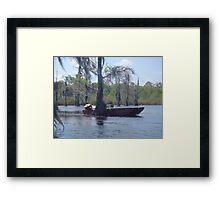 Afternoon Nap Framed Print