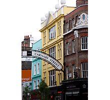 Carnaby Street Photographic Print