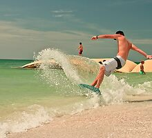 upham beach by Austin Vacanti