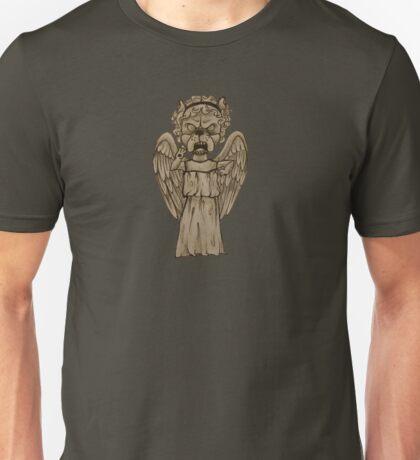 Weeping Angel x French Bulldog Unisex T-Shirt