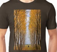 First autumnal colors Unisex T-Shirt