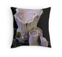 Gomphus Species Throw Pillow