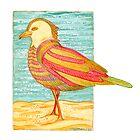 Strange Seagull of Summer by Laura J. Holman