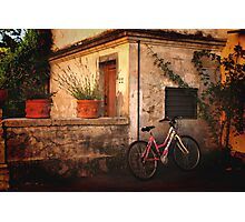 A Day in Tuscany Photographic Print