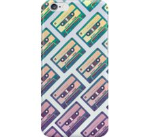 Casete motion iPhone Case/Skin