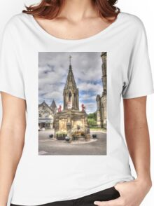 Outlander location - Falkland Women's Relaxed Fit T-Shirt
