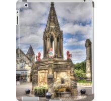 Outlander location - Falkland iPad Case/Skin
