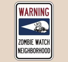 Zombie Watch Neighborhood by sundayedition