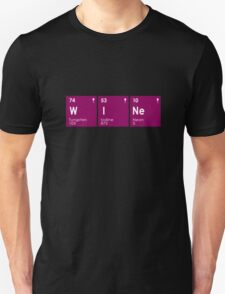 Drink Wine Periodically T-Shirt