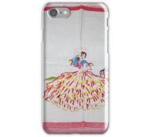 Tray Cloth iPhone Case/Skin