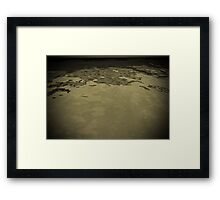 Water World #2 Framed Print
