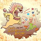 Cecil the Lion's Social Networks Revenge by Zoo-co