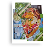 Vincent  in box Canvas Print