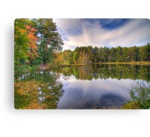 Hartman Lake-2 Canvas Print