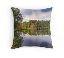 Hartman Lake-2 Throw Pillow
