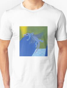 Blue Air Dragon T-Shirt