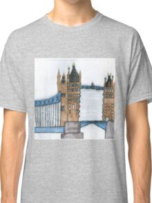 Stephen Tower Bridge Classic T-Shirt