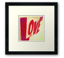 It's all you need. Framed Print