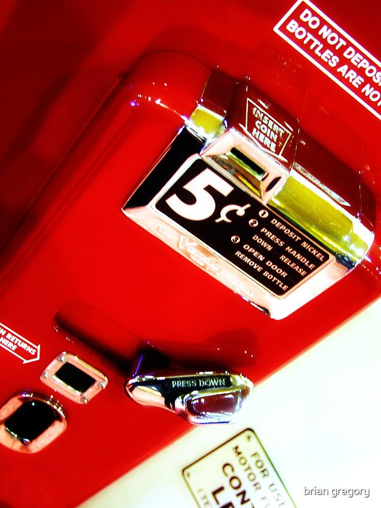 5¢ coke in bottles by brian gregory