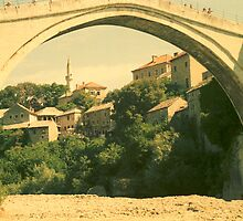 Mostar Bridge   by jensNP