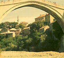 Mostar Bridge   by jensNP
