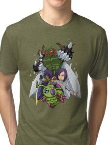 Spiking Strike Tri-blend T-Shirt