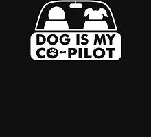 Dog is My Copilot Unisex T-Shirt