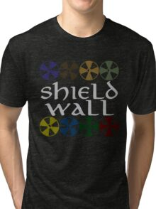 Shield Wall Tri-blend T-Shirt