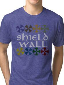 Shield Wall Tri-blend T-Shirt