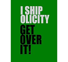 Olicity Photographic Print