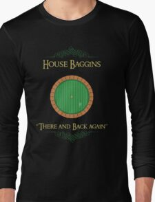 House Baggins Long Sleeve T-Shirt