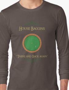 House Baggins Long Sleeve T-Shirt
