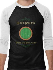 House Baggins Men's Baseball ¾ T-Shirt