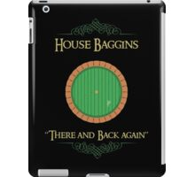 House Baggins iPad Case/Skin