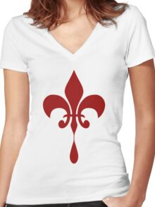 The Originals Women's Fitted V-Neck T-Shirt